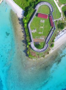 Observasi Keterawatan Benteng Duurstede di Saparua