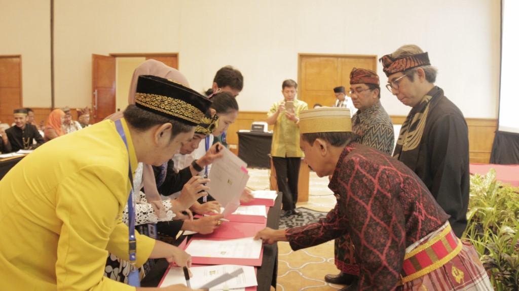 Penggiat Budaya Siap Lestarikan Kebudayaan Indonesia