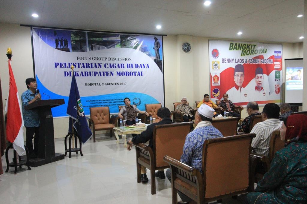 Read more about the article FGD di Morotai