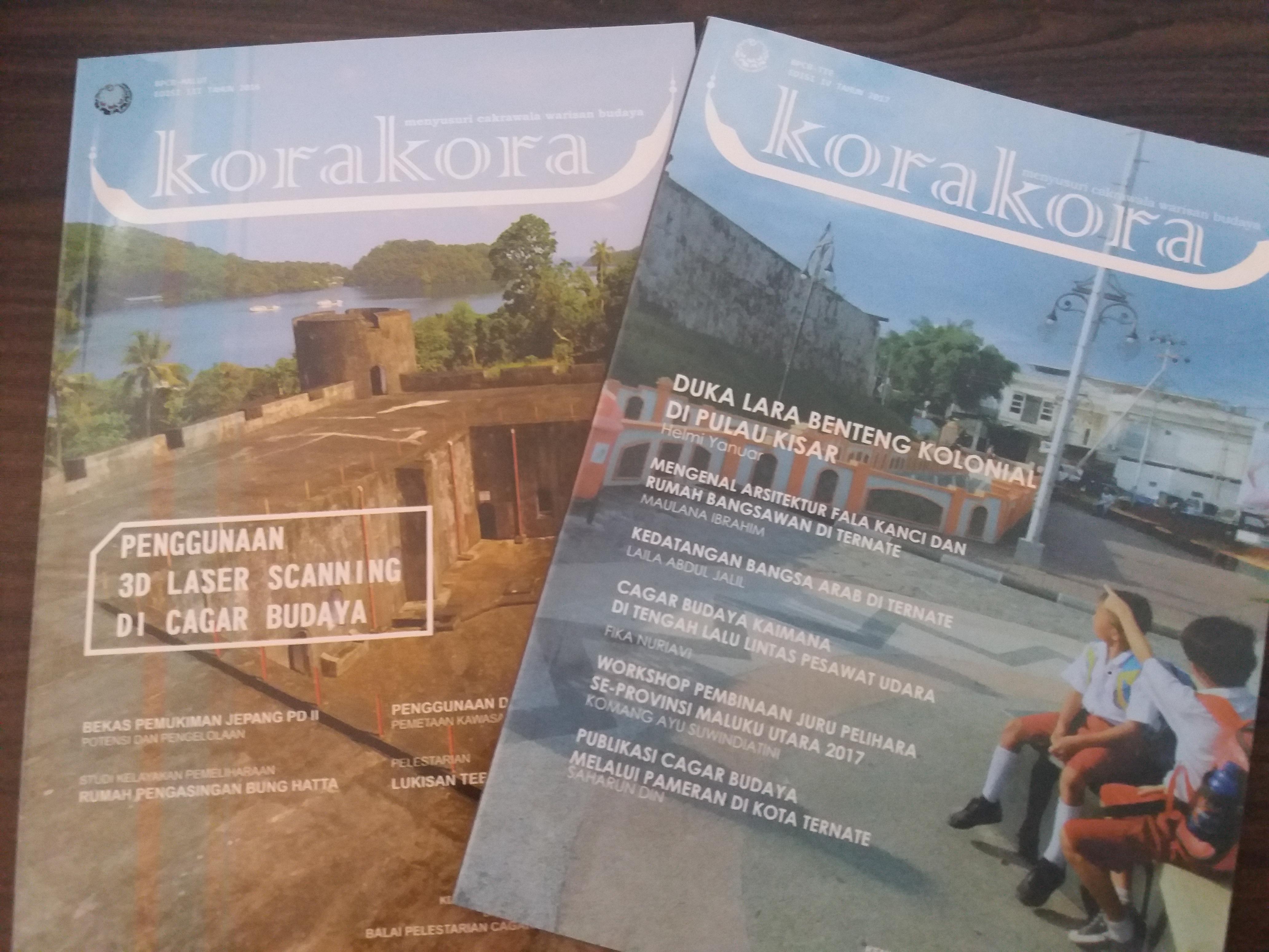 Buletin Kora Kora edisi II tahun 2015