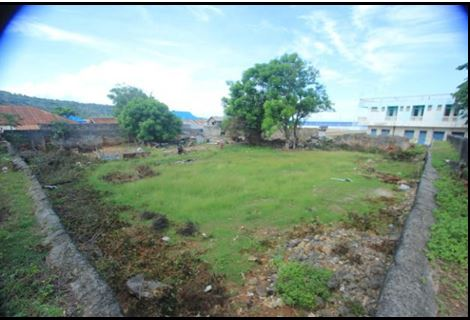 Benteng Vallen Haven Di Pulau Kisar Voc Pulau Kisar Di Maluku Barat Daya