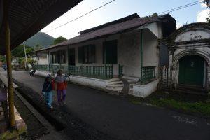 Rumah pengasingan Mr. Iwa Koesoemasoemantri