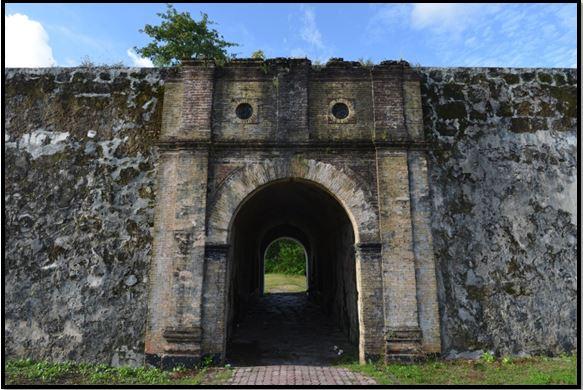 Sekilas Sejarah Benteng Nassau | Balai Pelestarian Cagar Budaya ...