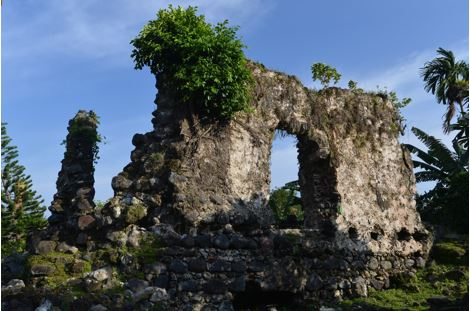 Benteng Kastela Riwayatmu Dulu dan Kini