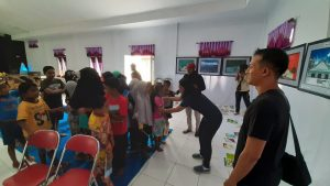 Read more about the article Pameran Pendukungan Pada HUT Sanggar Seni Rau Gabi