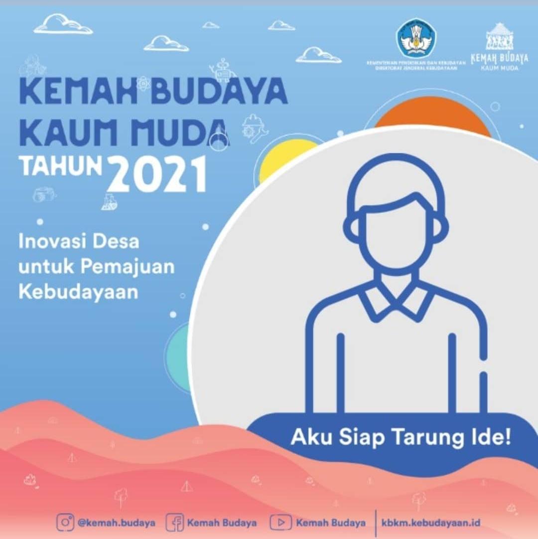 Read more about the article Kemah Budaya Kaum Muda (KBKM) 2021
