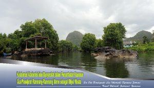 Read more about the article Kolaborasi Akademisi dan Masyarakat dalam Pemanfaatan Kawasan Gua Prasejarah Rammang-Rammang Maros sebagai Objek Wisata
