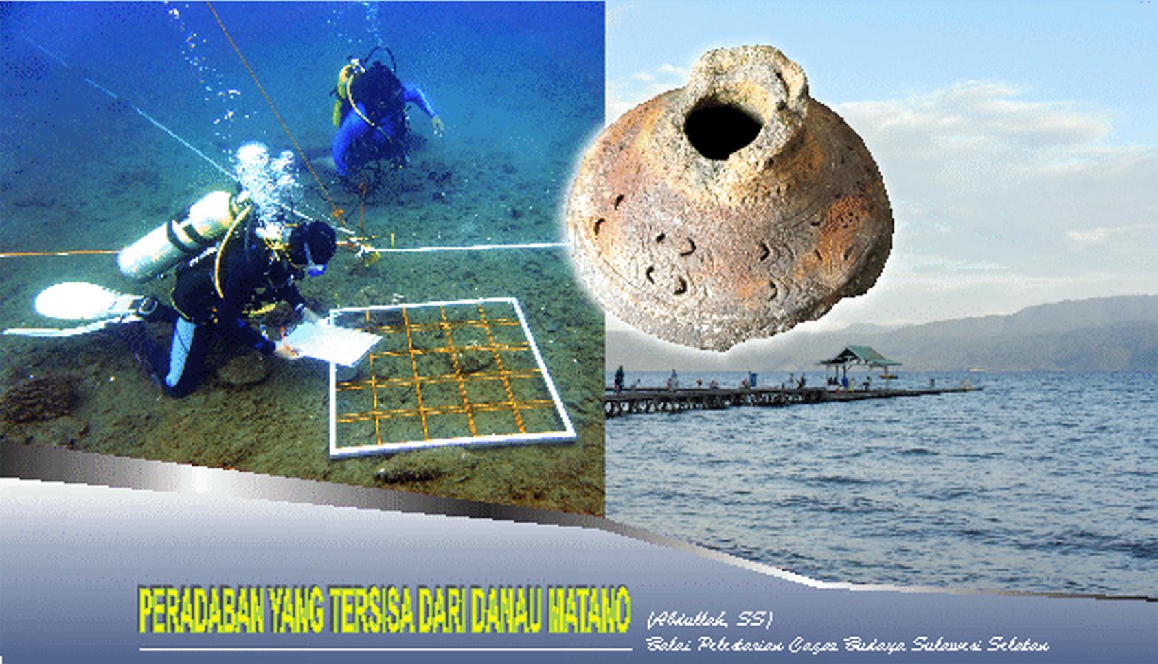 Read more about the article PERADABAN YANG TERSISA DARI DANAU MATANO