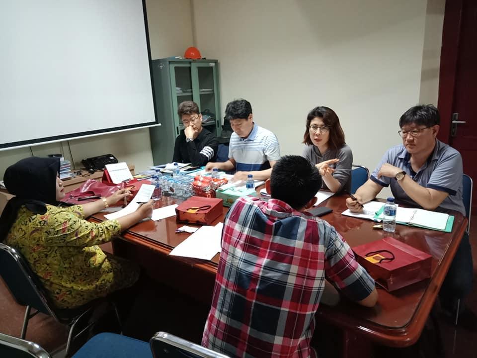 You are currently viewing KUNJUNGAN TIM KOREAN  NASIONAL RESEARCH INSTITUTE OF MARITIME CULTURE HERITAGE DI BPCB SULAWESI SELATAN