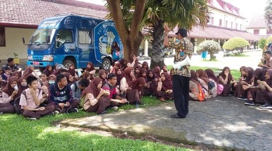 Read more about the article Kunjungan SMA Negeri 14, Kabupaten Gowa