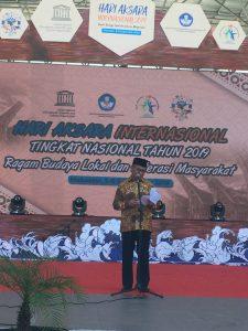 Read more about the article Hari Aksara Internasional