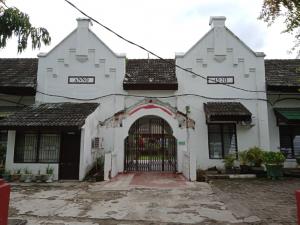 Read more about the article Penggambaran Eks Rumah Sakit Sawerigading