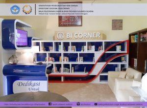 Read more about the article BI Corner di Perpustakaan BPCB Prov. Sul-Sel