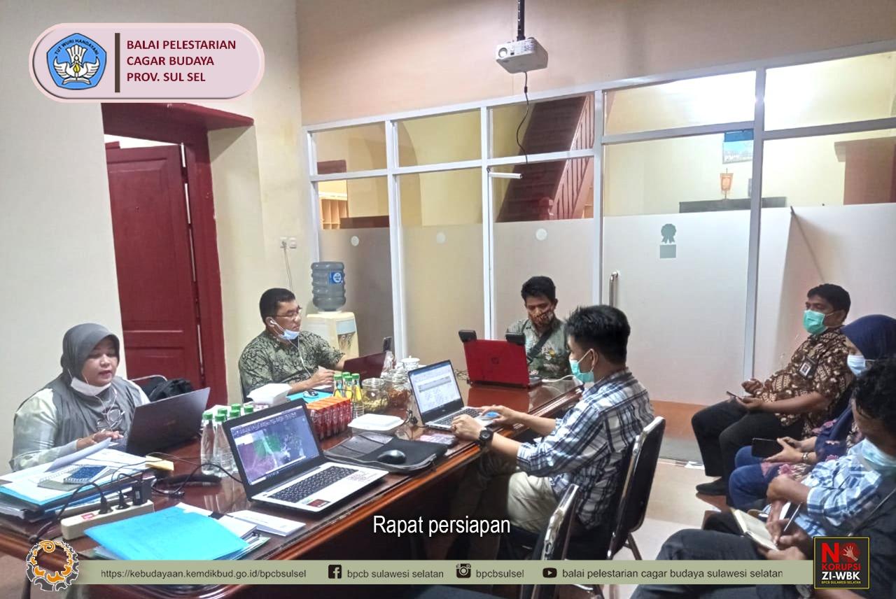 Updating Data Jalur Rempah dan Pembuatan Direktori Jalur Rempah di Pulau Buton