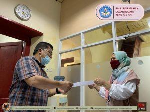 Read more about the article Penerimaan Surat Keputusan (SK) Jabatan Fungsional Pamong Budaya