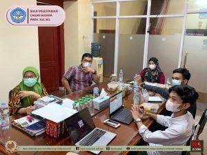 Read more about the article Pertemuan antara Tim Content Creator Tatap Creative dengan Balai Pelestarian Cagar Budaya Provinsi Sulawesi Selatan