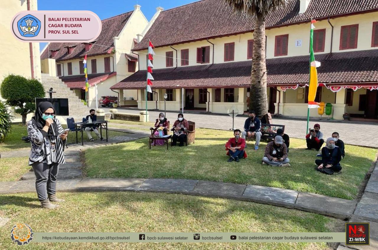 Read more about the article Bimbingan Teknis Pembuatan Materi di Media Sosial