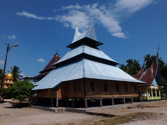 Read more about the article Surau Gadang Syekh Burhanuddin