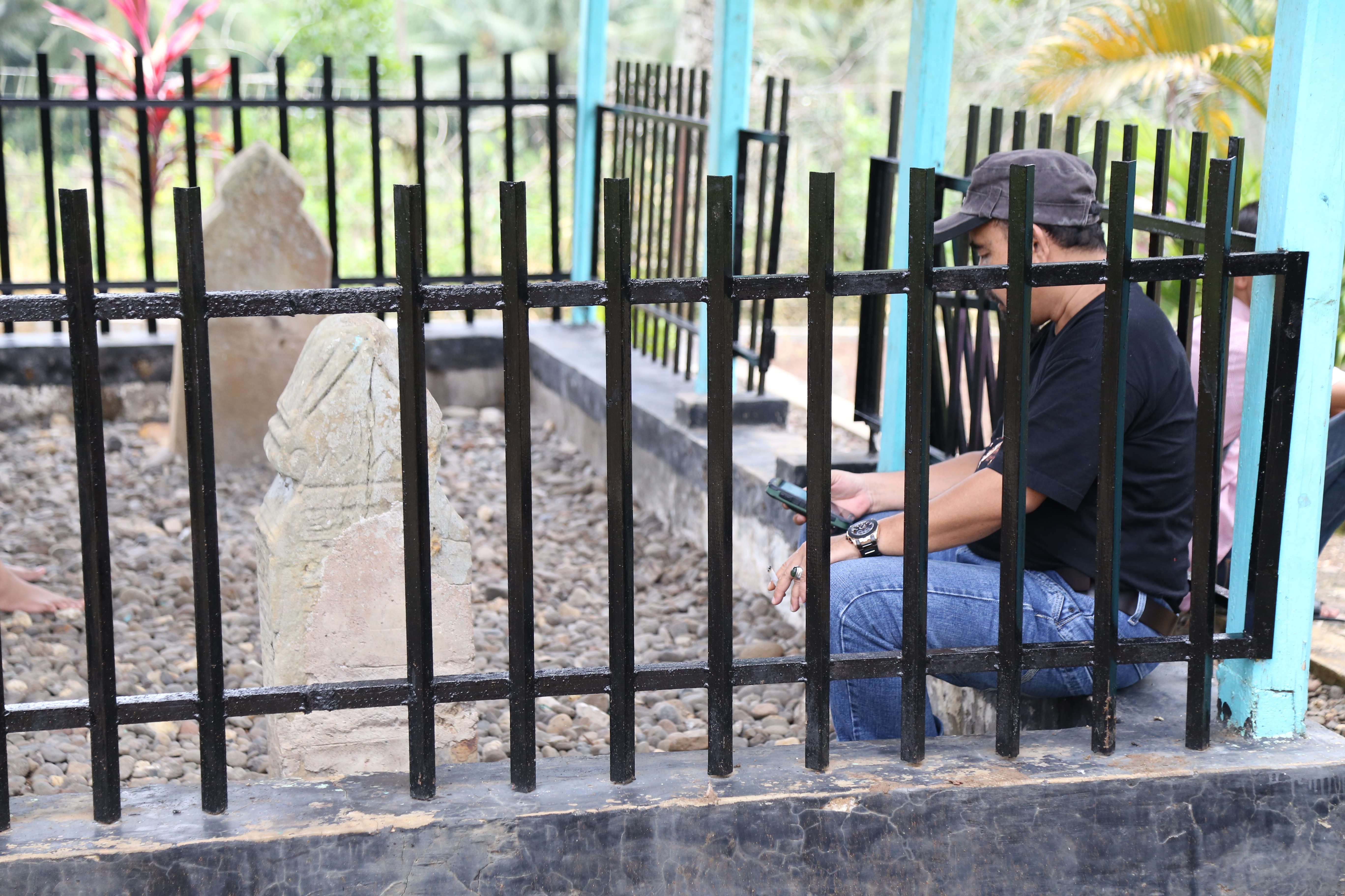 Read more about the article Dharma wanita BPCB Sumatera Barat kunjungi situs-situs purbakala