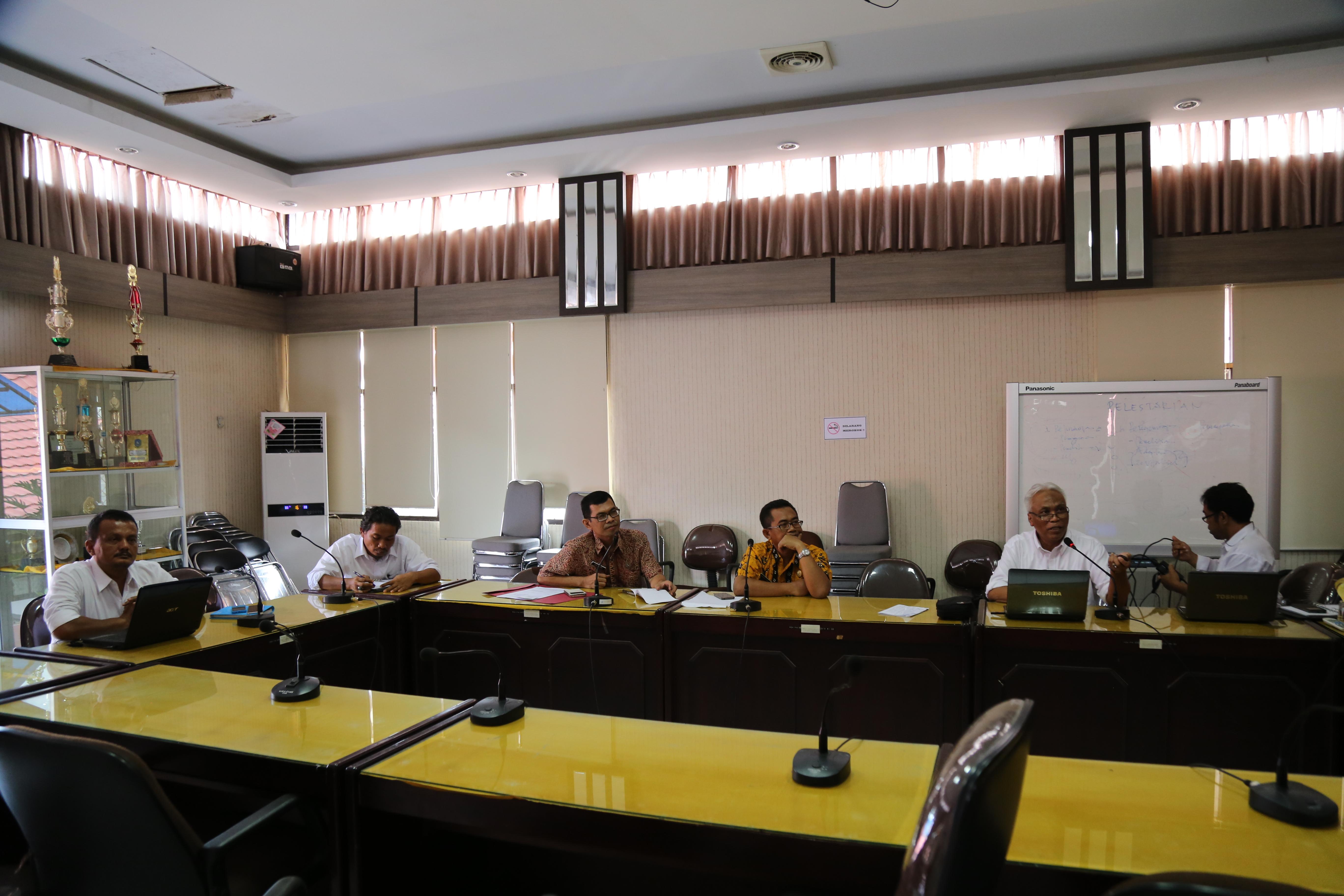 Read more about the article Kepala Bidang Sosial Budaya Bappeda Dharmasraya Koordinasi Kerjasama Pelestarian Cagar Budaya