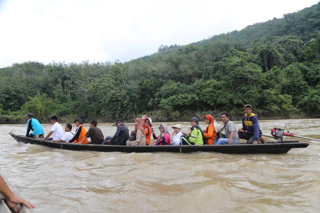 Read more about the article Bupati Dharmasraya Kunjungi situs-situs cagar budaya di Kabupaten Dharmasraya