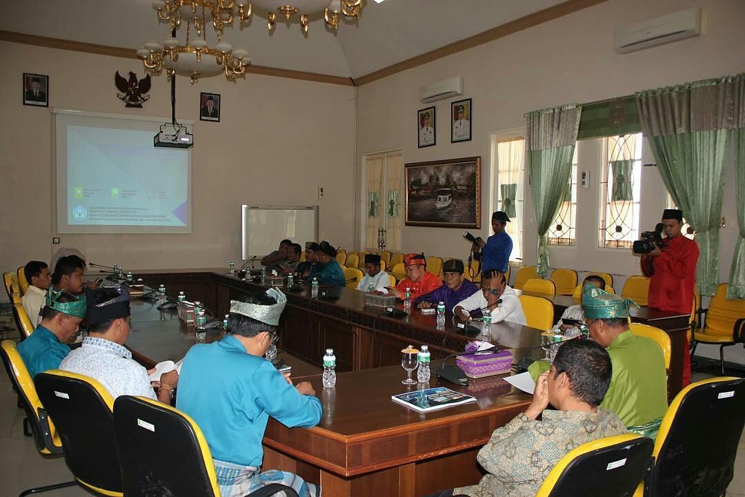 Read more about the article BPCB Sumbar Lakukan Temu Khusus Bahas Strategi Publikasi dengan Wartawan Multimedia di Kabupaten Siak