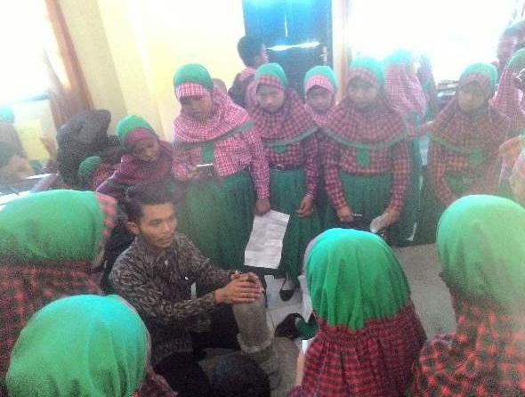 Read more about the article Puluhan Peserta Didik Sekolah Dasar Mengunjungi Ruang Koleksi BPCB Sumatera Barat