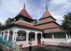 Read more about the article Masjid Raya Pincuran Tujuah, Pakandangan
