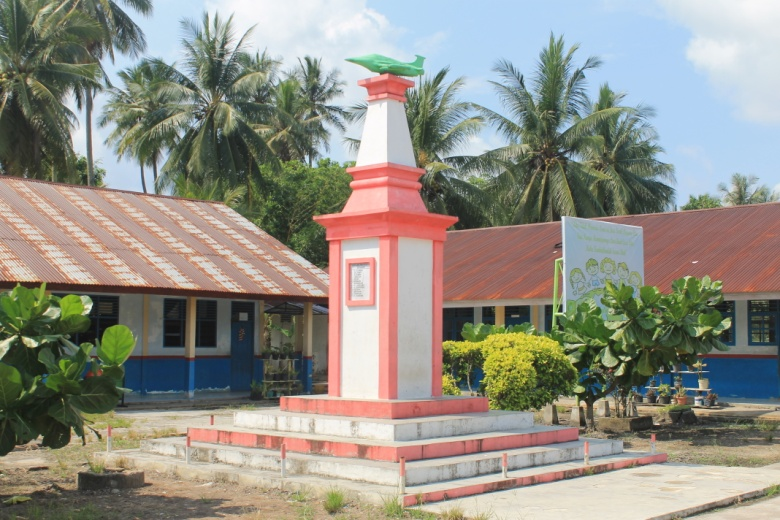 Read more about the article Tugu Bekas Pengeboman Belanda di Kepulauan Meranti