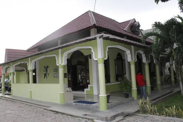 Read more about the article Surau Al Irhash, Kota Pekanbaru