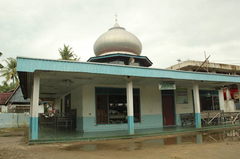 Read more about the article Masjid Gobah Agam
