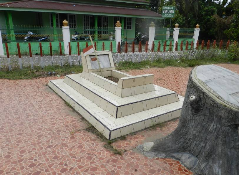 Read more about the article Makam Oemar Usman Tengah