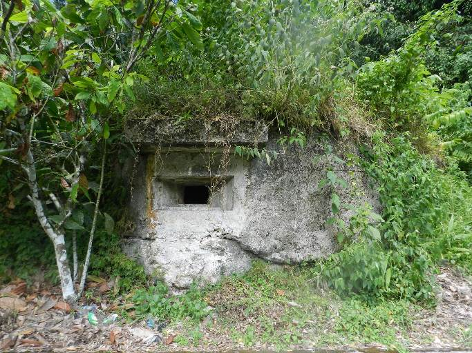 Read more about the article Benteng Jepang Muko-Muko (Kompleks Benteng Jepang Muko-Muko)