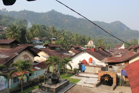 Read more about the article Kawasan Asrama Pegawai PT.BA-UPO Tangsi Baru Sawahlunto