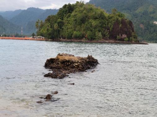 You are currently viewing Pulau Cingkuk, Sisa Kejayaan Perdagangan Pantai Barat Sumatera