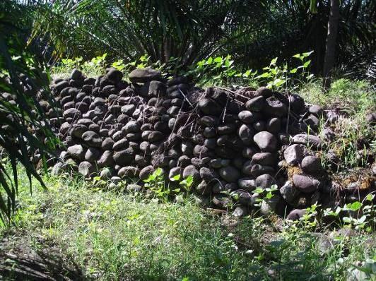 Read more about the article Situs Bekas Kerajaan Daulat Parit Batu