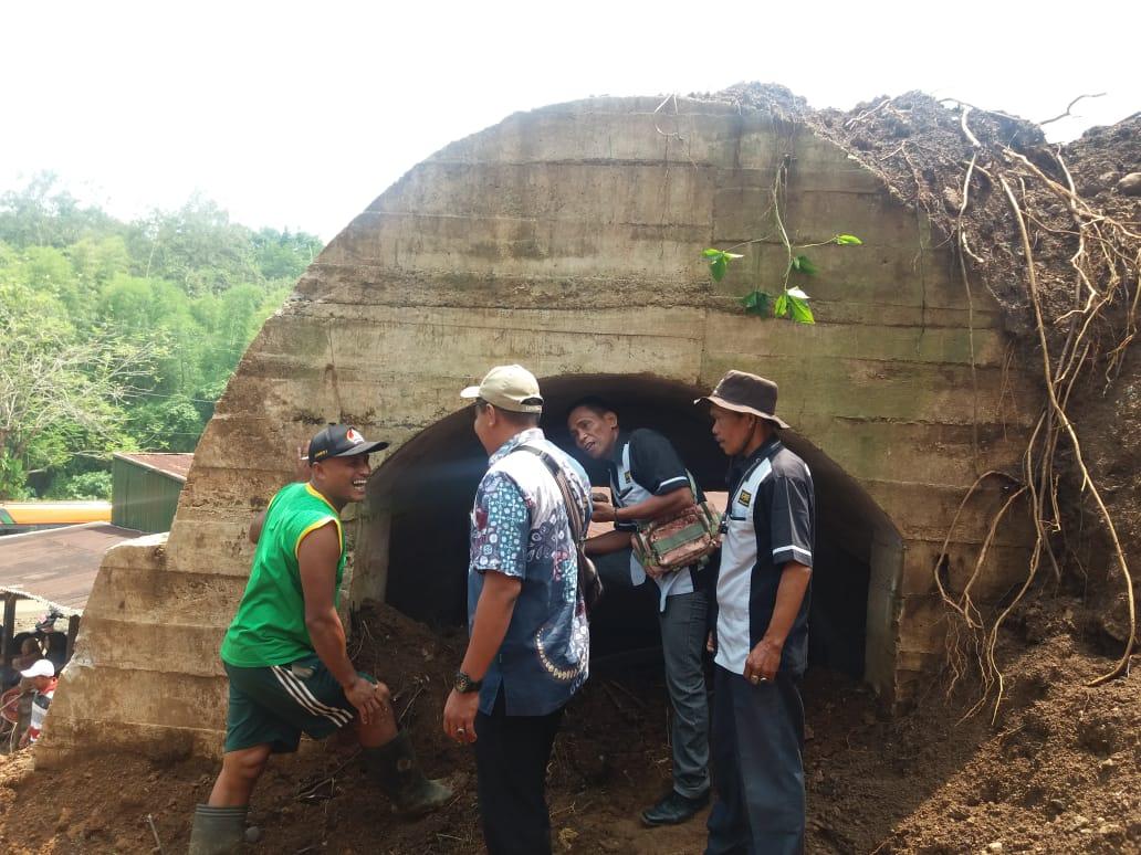 Read more about the article Survei dan Pendataan Bungker Saruaso