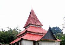 Masjid Tuaku Pamansiangan merupakan masjid tertua di kecamatan X Koto yang terletak di nagari Koto Laweh, Fotografer Bambang Rudianto, BPCB Sumbar