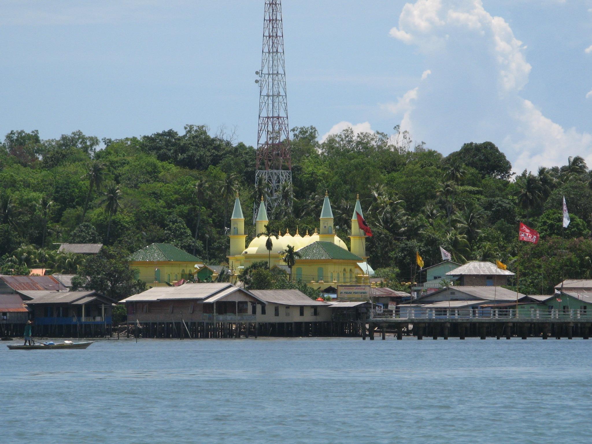 Read more about the article Sebuah Catatan Tentang Pulau Penyegat
