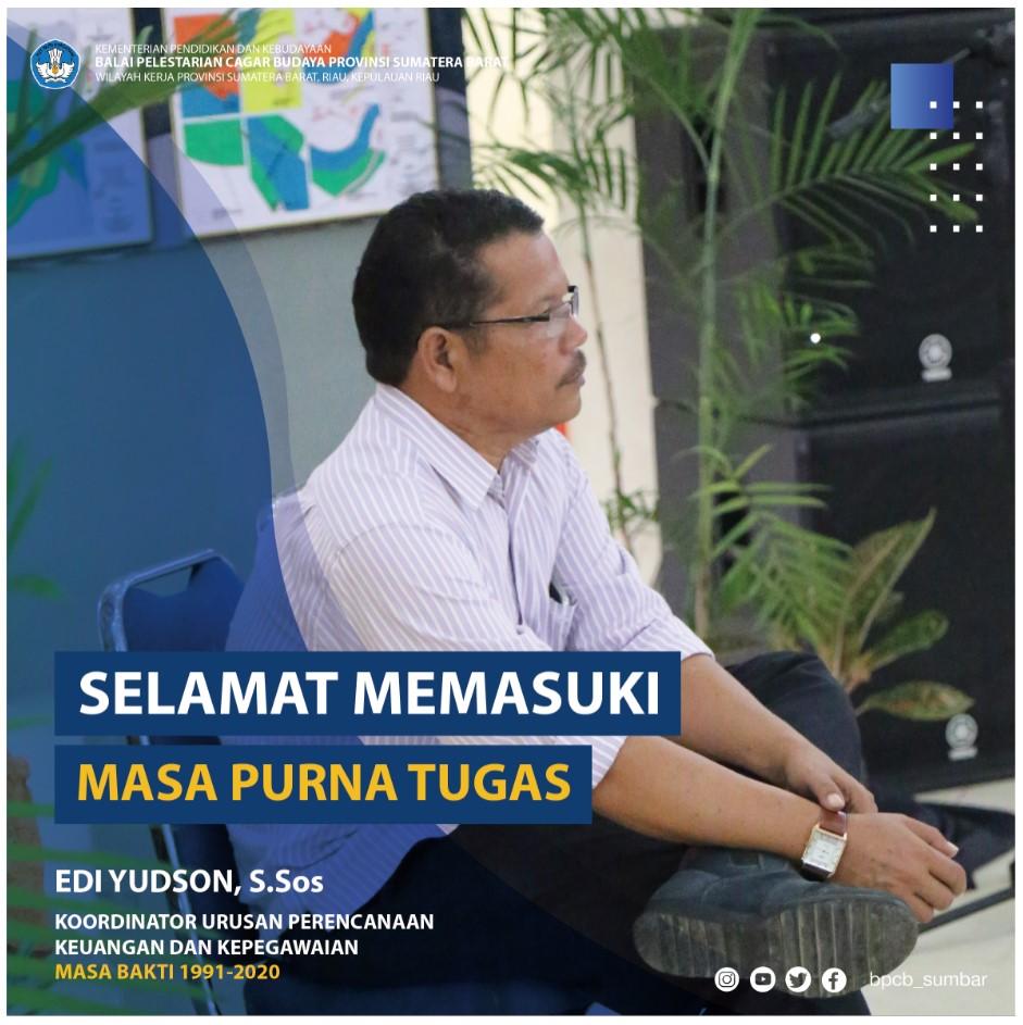 """Read more about the article """"Keluarga adalah Asetmu Paling Berharga.."""" – Melepas Pak Edi Pensiun"""