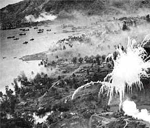 Perang Pasifik di Halmahera antara Jepang dengan sekutu