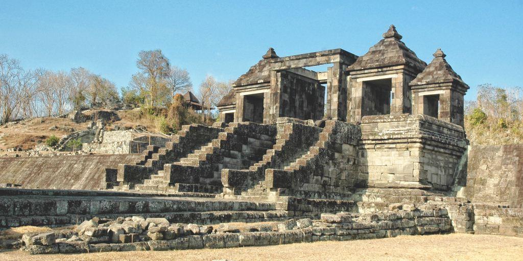 Situs Ratu Boko - Balai Pelestarian Cagar Budaya Yogyakarta