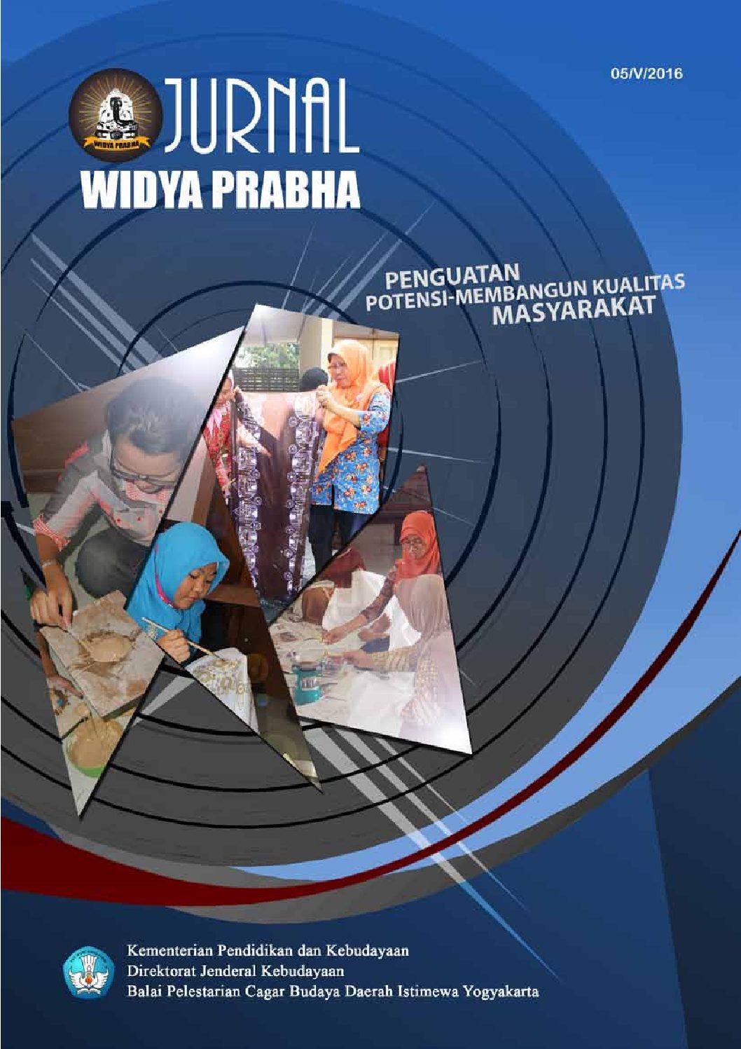 Read more about the article Jurnal Widya Prabha No. 05/V/2016