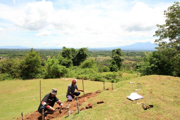 Kegiatan Ekskavasi Penyelamatan Candi Abang Balai Pelestarian Cagar Budaya Yogyakarta