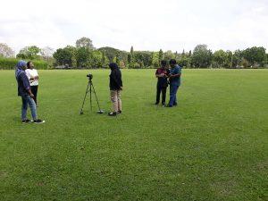 Pembuatan Media Pembelajaran  Cagar Budaya oleh Mahasiswa UNY