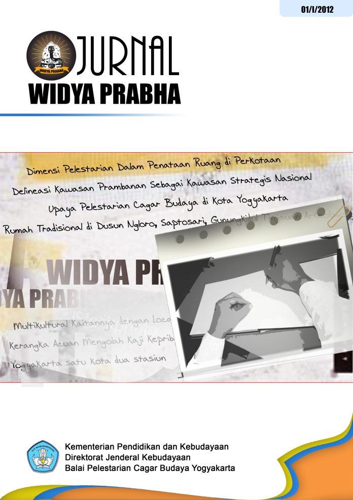 Read more about the article Jurnal Widya Prabha No. 01/I/2012