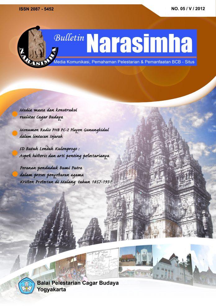 Read more about the article Buletin Narasimha No. 05/V/2012