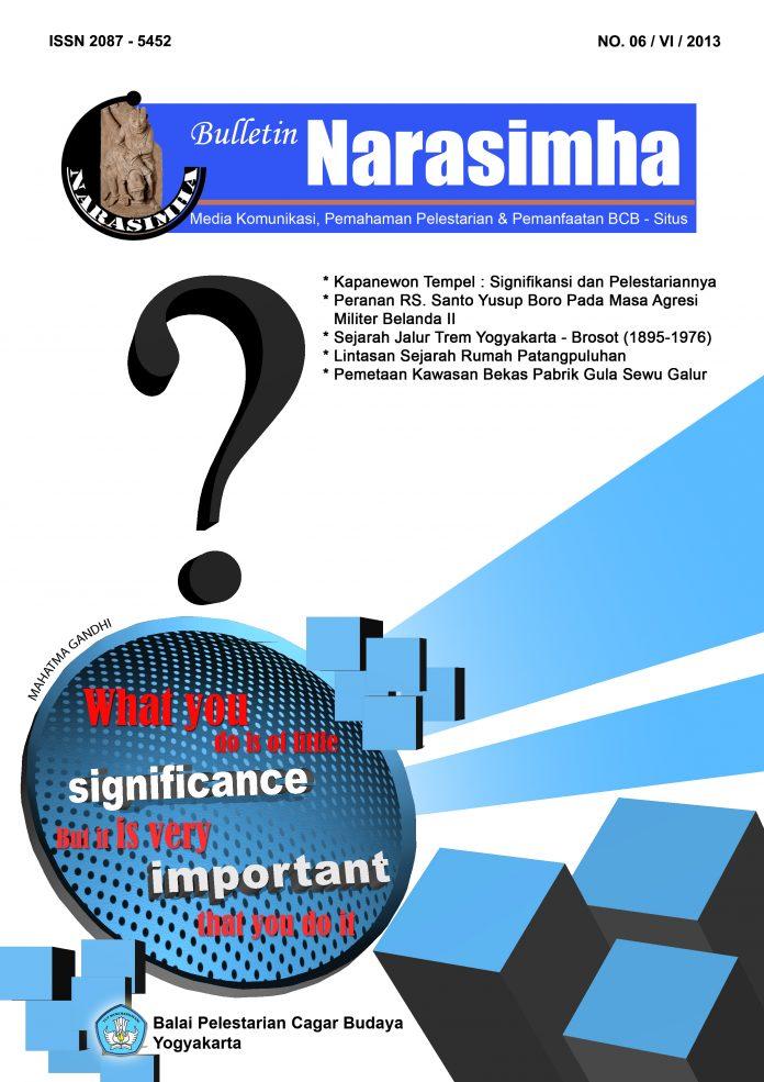 Read more about the article Buletin Narasimha No. 06/VI/2013