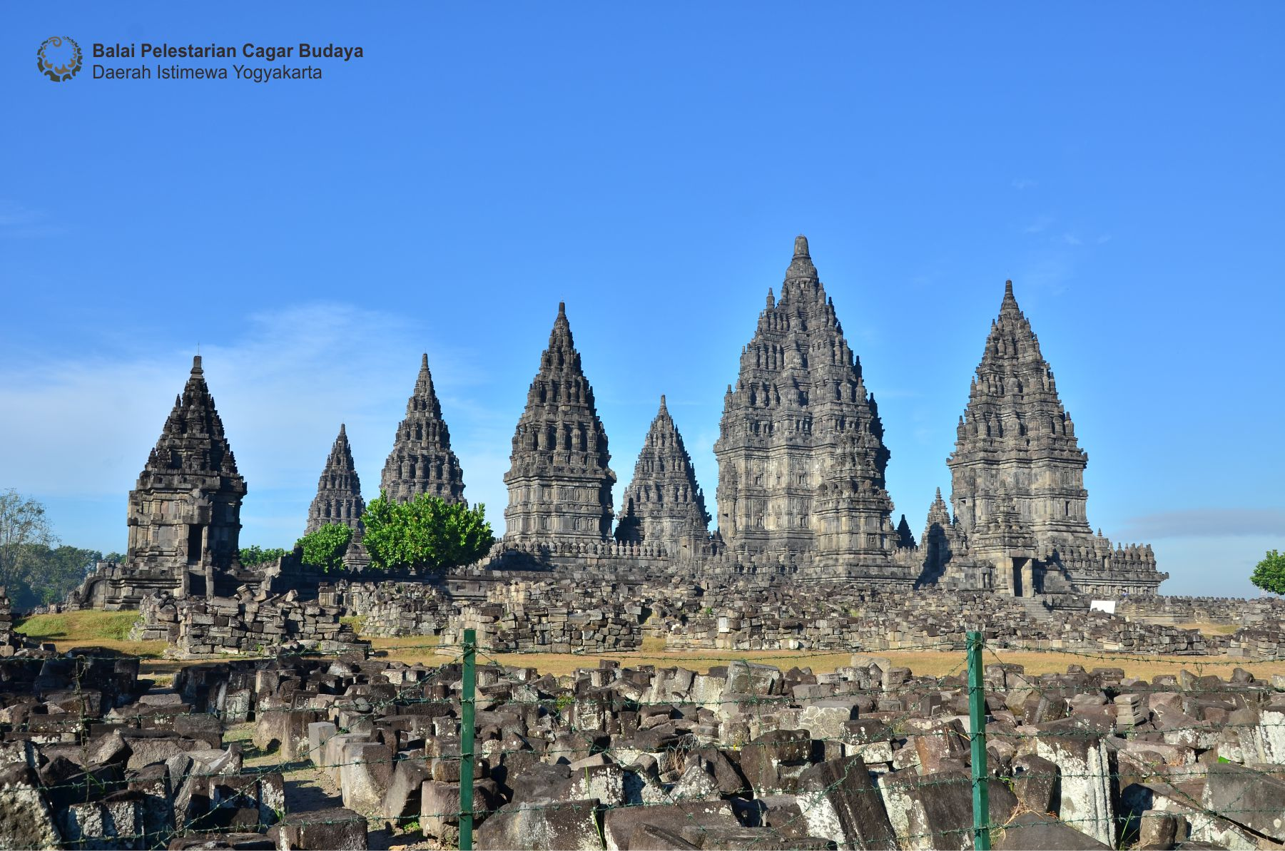 Read more about the article Kompleks Candi Prambanan