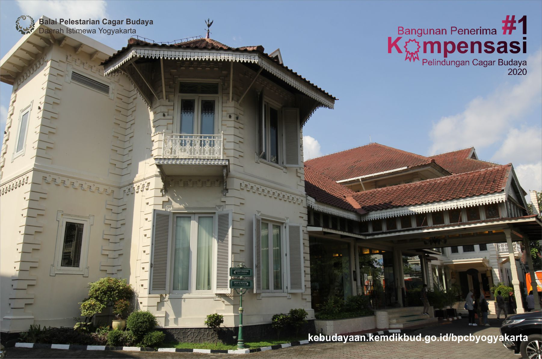 Read more about the article The Phoenix Hotel Yogyakarta